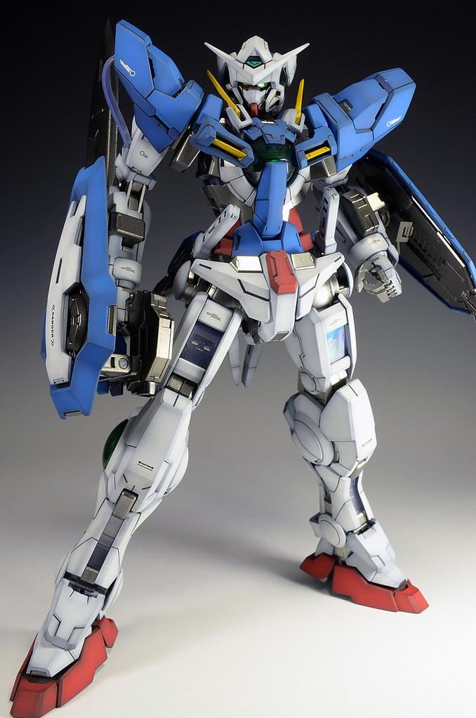 GUNDAM GUY: METAL BUILD 1/100 Gundam Exia Repair I & II ...  |Gundam Exia