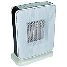 Zanussi 503050Quadro - Calefactor cerámico orientable, 1500W
