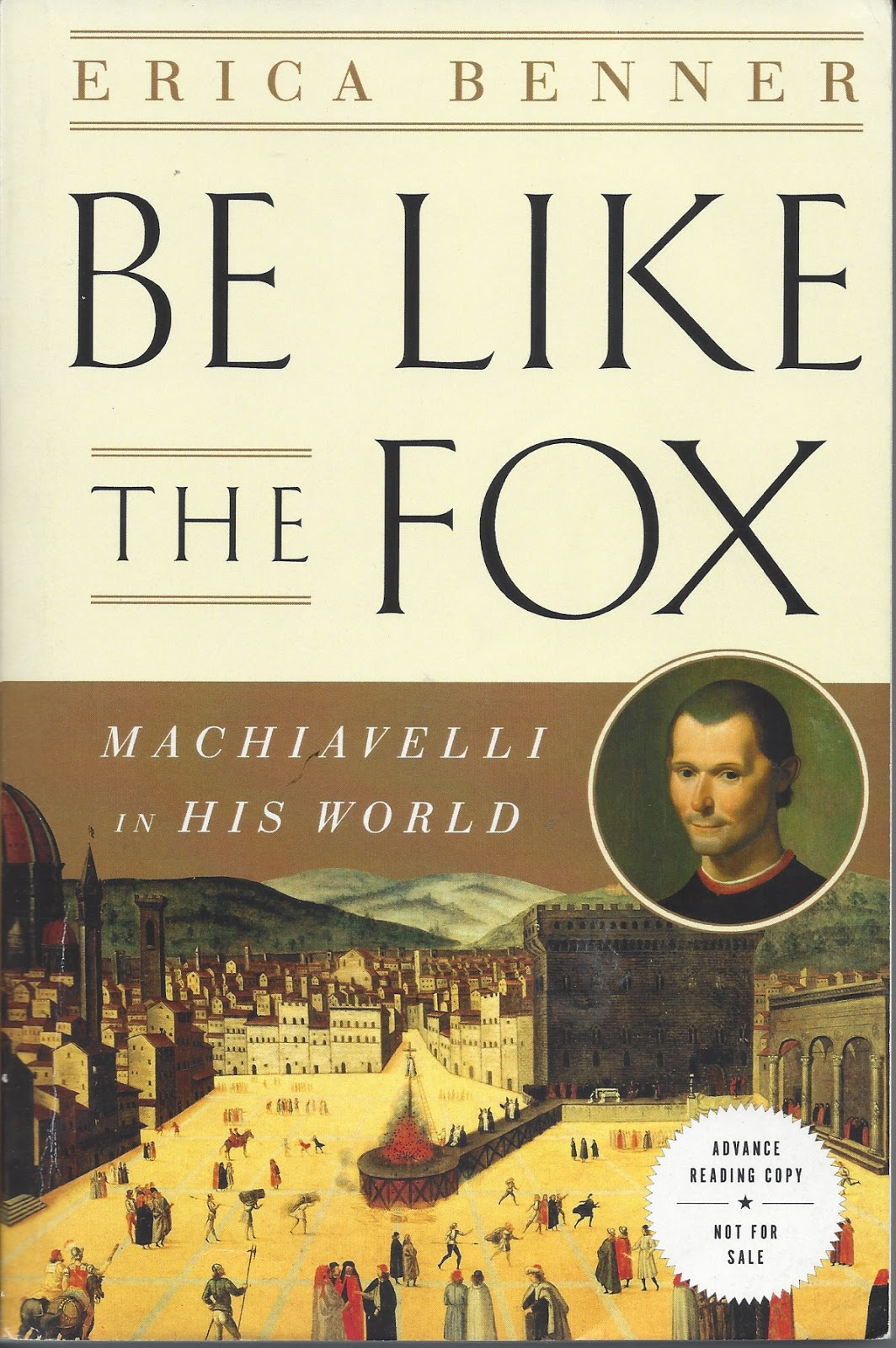 Be Like The Fox By Erica Benner