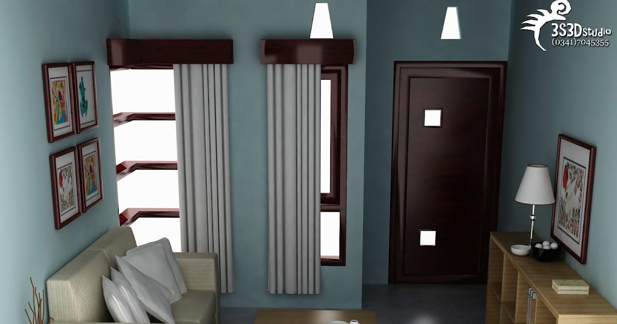 23 Konsep Top Interior Rumah Minimalis Type 30 60