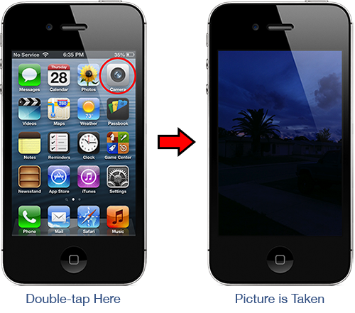 QuickShoot- A Jailbreak Cydia App every Photographer Should have