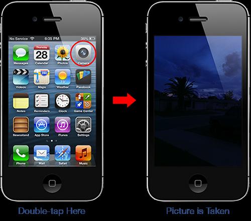 QuickShoot- A Jailbreak Cydia App every Photographer Should have