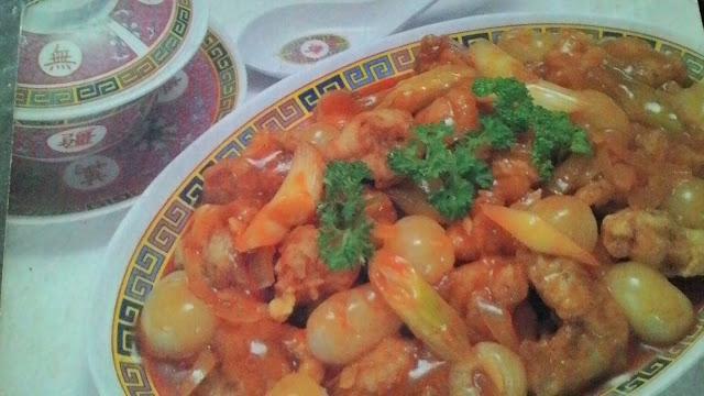aneka makanan khas indonesia dari tahun 90'an