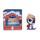 Littlest Pet Shop Mini Style Set Parker Waddleton (#3823) Pet