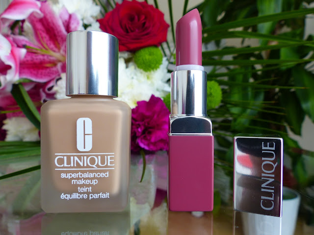 Ulubieńcy Clinique - Superbalanced Makeup, Pop Lip Colour + Primer ! Review