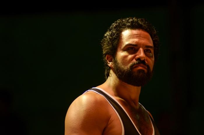 """Manny Pérez en """"Veneno, Primera Caída: El Relámpago De Jack"""""""