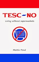 I live in hope that Tesco's lawyers will ask me to change the cover