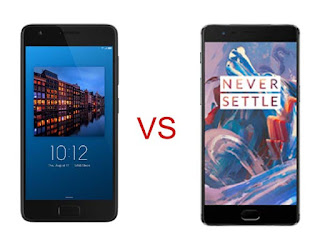 Lenovo Z2 Plus vs Oneplus 3