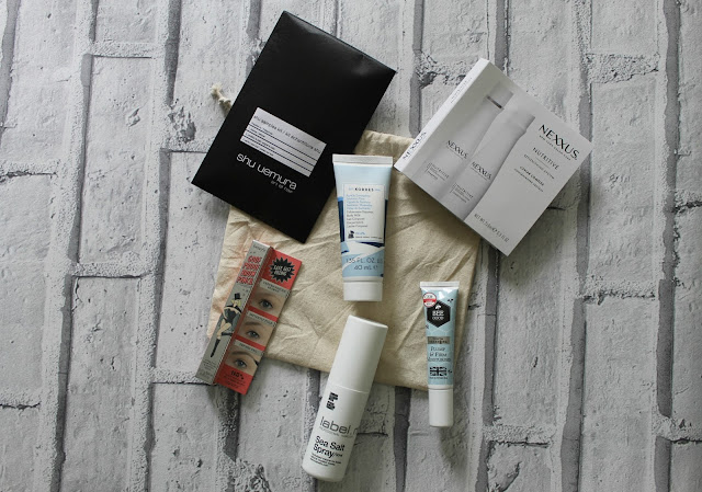 Look Fantastic Haul featuring La Roche Posay, Decleor and more, La Roche Posay Serozinc, La Roche Posay Effaclar Duo +, Decleor Hydra Floral, Korres Water Lily Shower Gel, Beauty Haul, Beauty Blogger