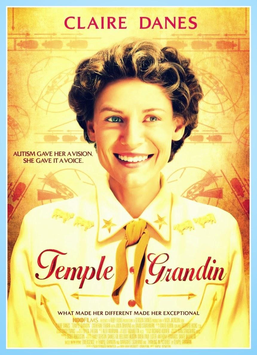 Biopic Temple Grandin. Autismo y Psicología