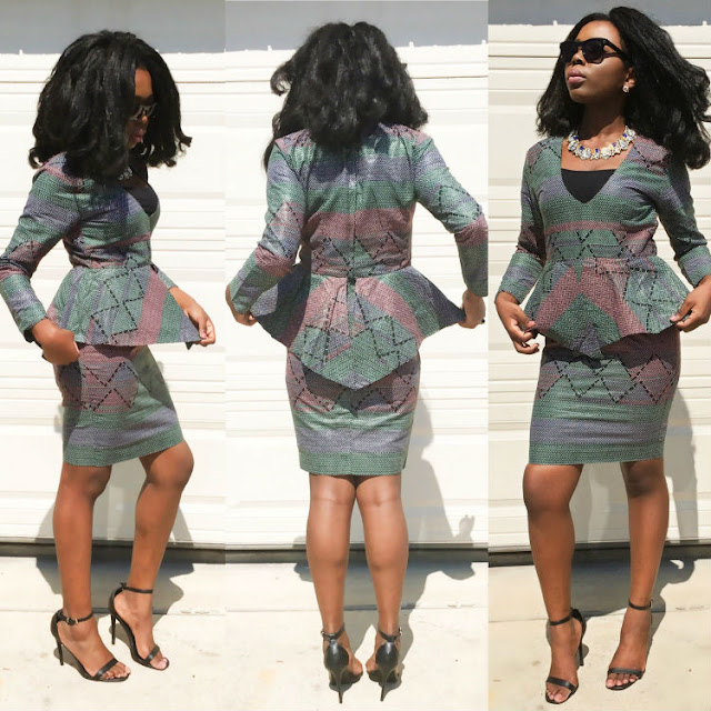 If you love to wear African Print Peplum Tops to wear, you must know some facts about it