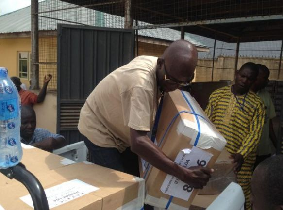 INEC to proceed with Ondo election; electoral materials arrive