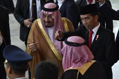Muhammadiyah: Raja Saudi Hadir di Momen yang Tepat
