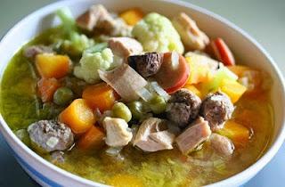 Resep Sup Ayam Kampung Yang Lezat Dan Enak