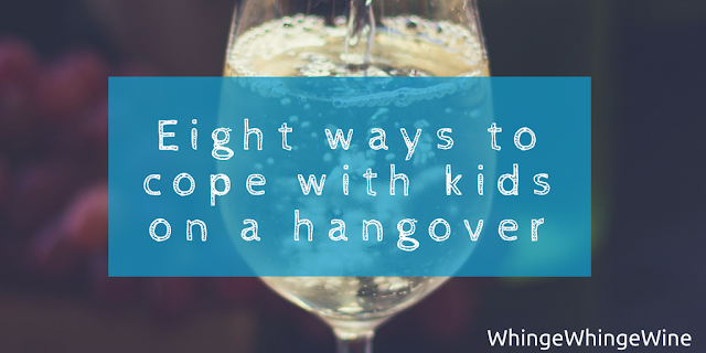 Eight ways to cope with kids on a hangover: A mum's survival guide