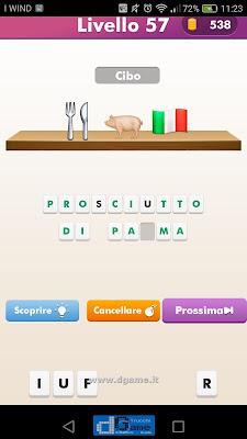 Emoji Quiz soluzione livello 57
