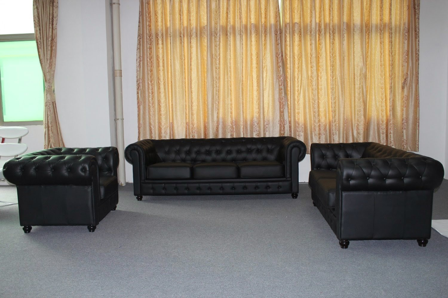 chesterfield sofa modern chesterfield sofa. Black Bedroom Furniture Sets. Home Design Ideas