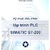 GIÁO TRÌNH - Kỹ thuật về điều khiển lập trình PLC Simatic S7-200 (ThS. Châu Chí Đức)