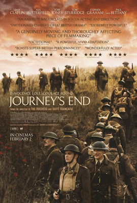 Journeys End 2017 Full English 480p BRRip Movie Download