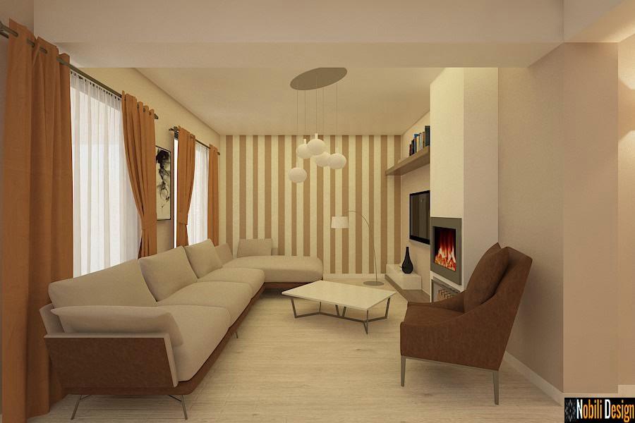 Design interior case moderne Bucuresti - Amenajari interioare vile Bucuresti.