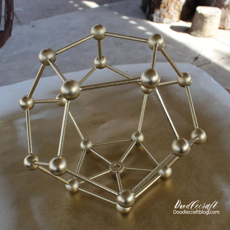 doodlecraft geometric home decor diy