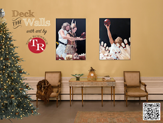 Deck the Walls with Art by TR