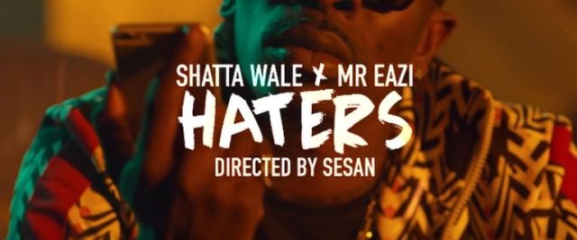 Shatta Wale Ft. Mr. Eazi - Haters Video