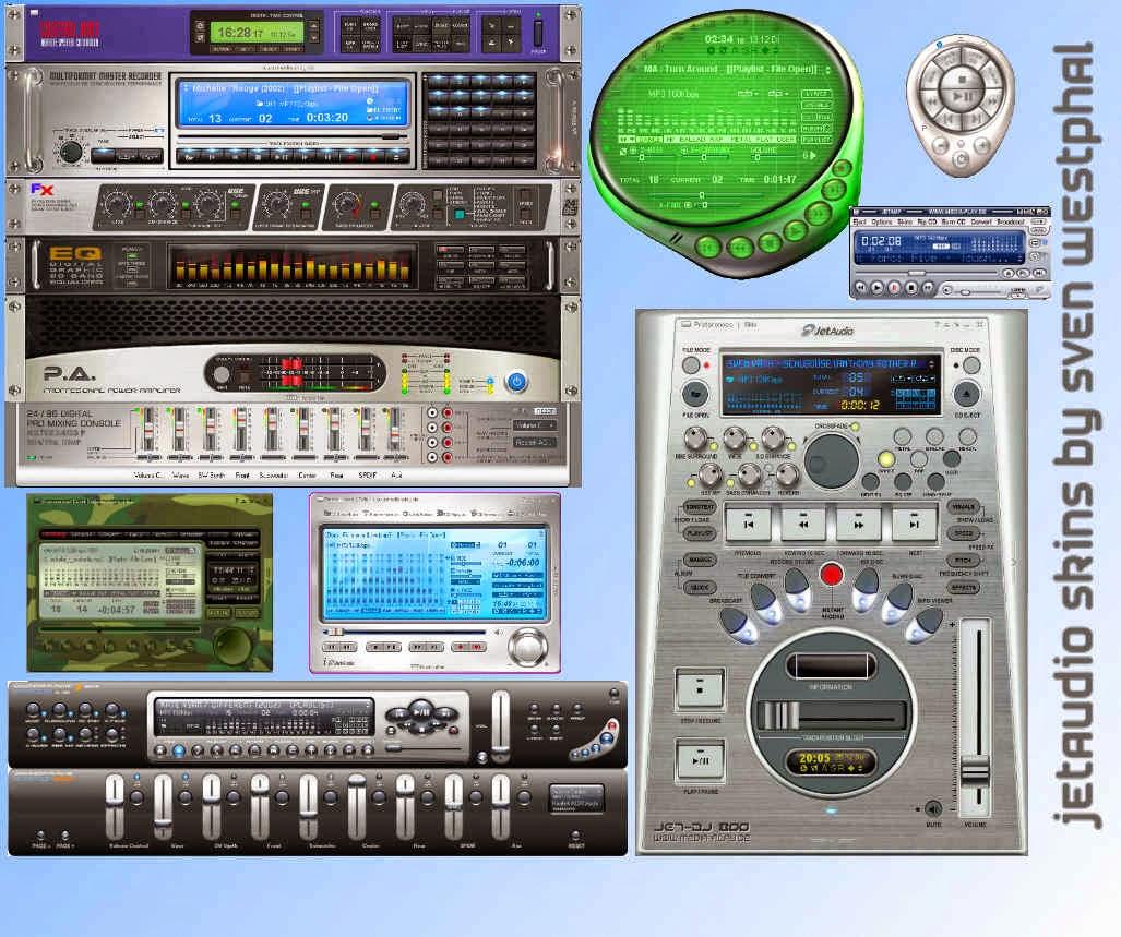 jet audio 8ru