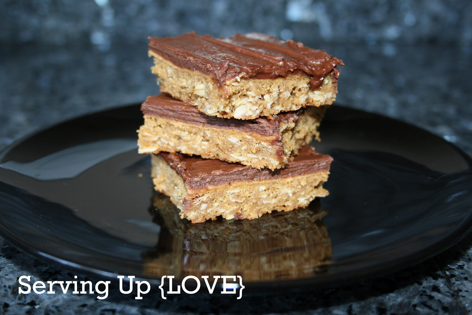 Country Kitchen School Lunch Peanut Butter Bars