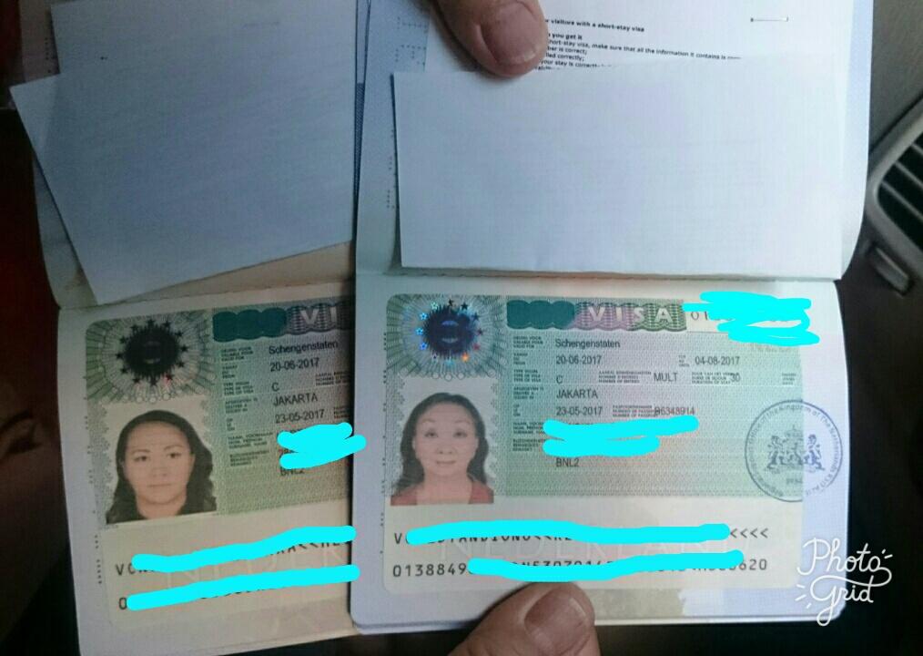 Owl Love Beauty Travel Blog Pengajuan Visa Schengen Via
