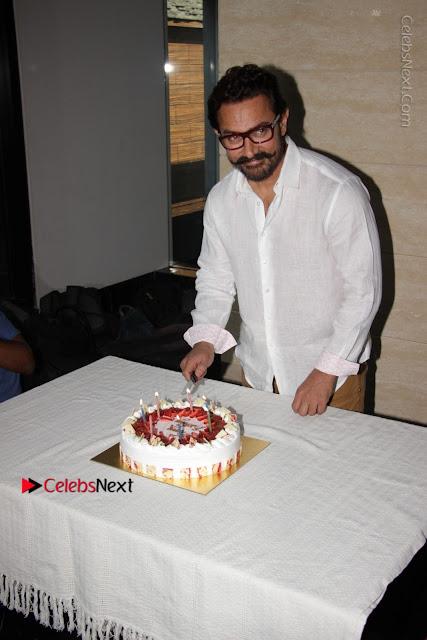 Bollywood Actor Aamir Khan Birthday Party Celetion Stills  0010.JPG