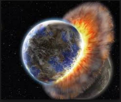 Planet Nibiru Menghancurkan Bumi