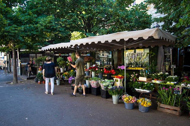Mercato du Prado-Avenue du Prado-Marsiglia