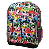 New design Power Puff School Backpack