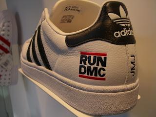 Adidas Run DMC shoe