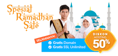 DOMAIN DAN SSL GRATIS
