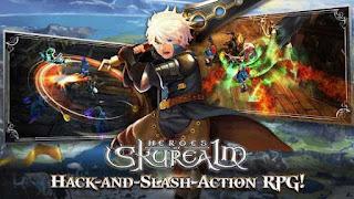 Heroes Of Skyrealm Apk