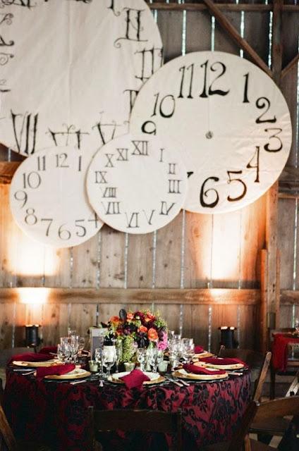 Motyw przewodni wesela: Sylwester