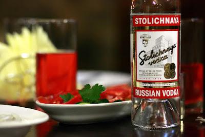 Los 10 países que beben más alcohol - 5 - Rusia