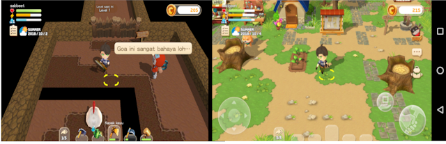 Nature Ville Indonesia Game Bercocok Tanam Android Online