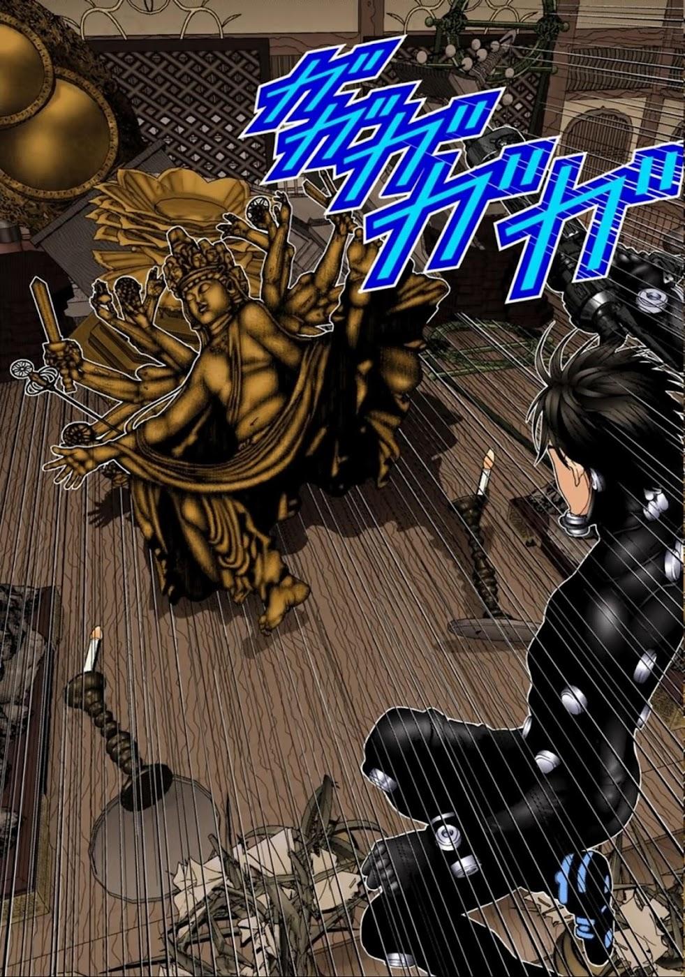 Gantz Chap 77: Trả thù trang 17