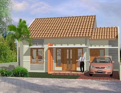 bangunan rumah sederhana & minimalis idaman anda