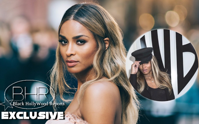 Ciara Has Announced That She Has Signed To Warner Bros. Records !! Congratulations !!