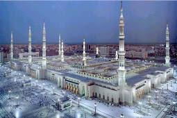 9 Fakta Unik Masjid Nabawi Yang Wajib Kalian Ketahui!!
