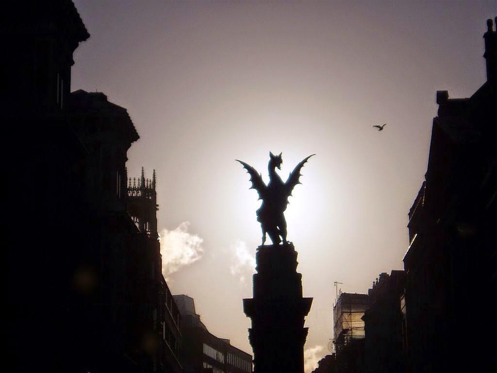 Exposing the Dark Side of London