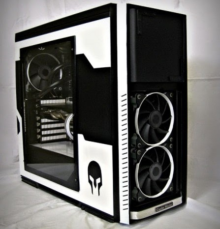 DIY PC Desk Mods: CENTURION: Cooler Master Silencio 650 Case Mod