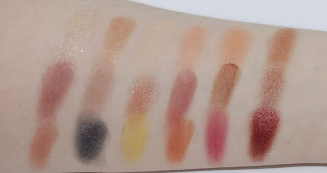 Makeup Revolution by Petra paleta de sombras