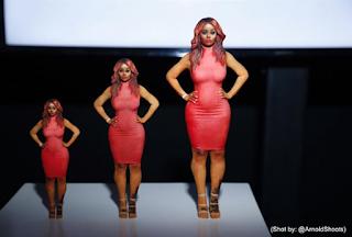 Blac Chyna Dolls