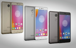 Lenovo K6 , K6 Power & K6 Note showcased at IFA 2016