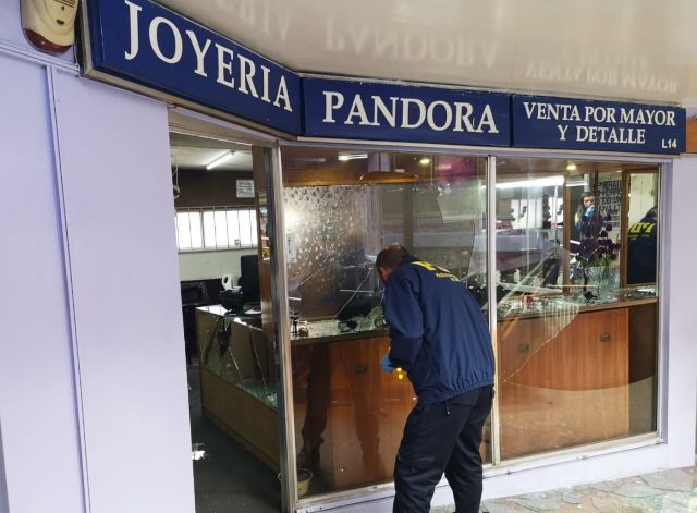 Joyería Pandora de Puerto Montt